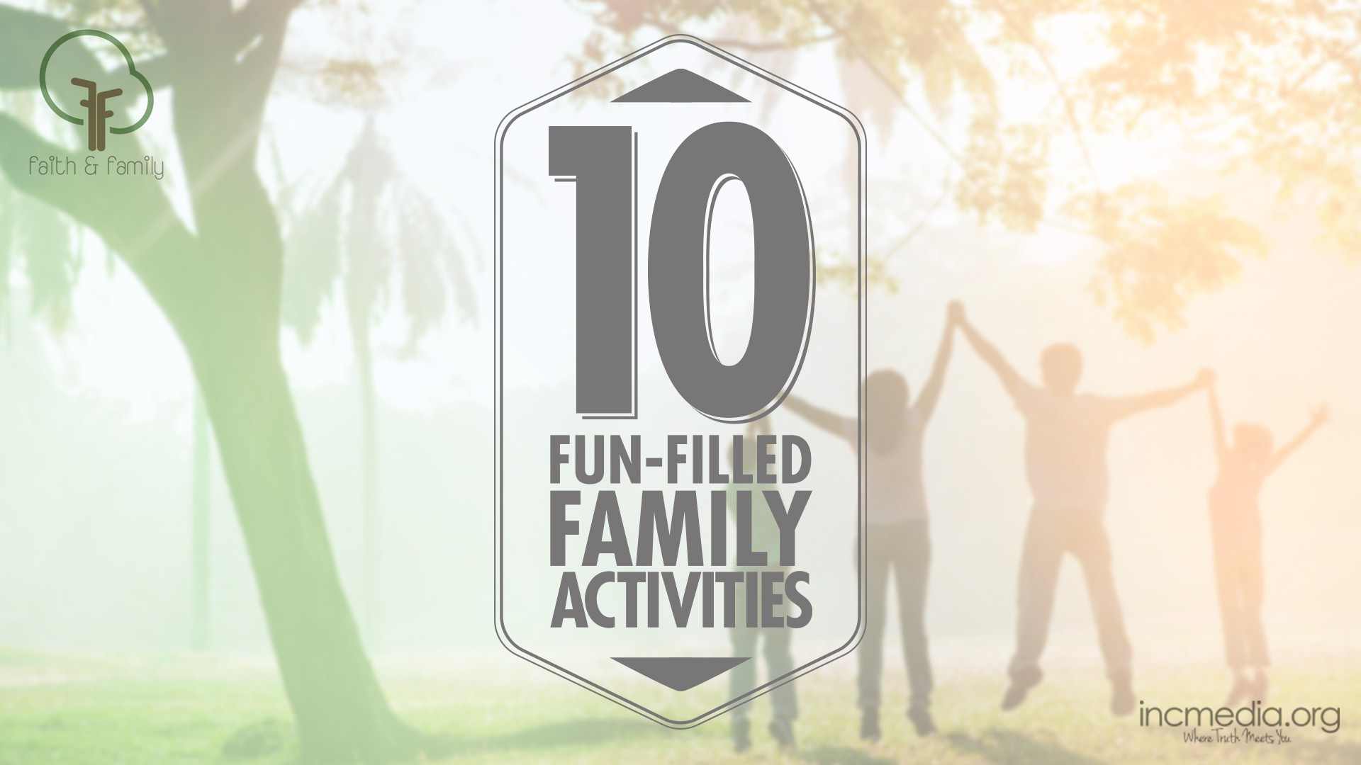 10 Fun-Filled Family Activities