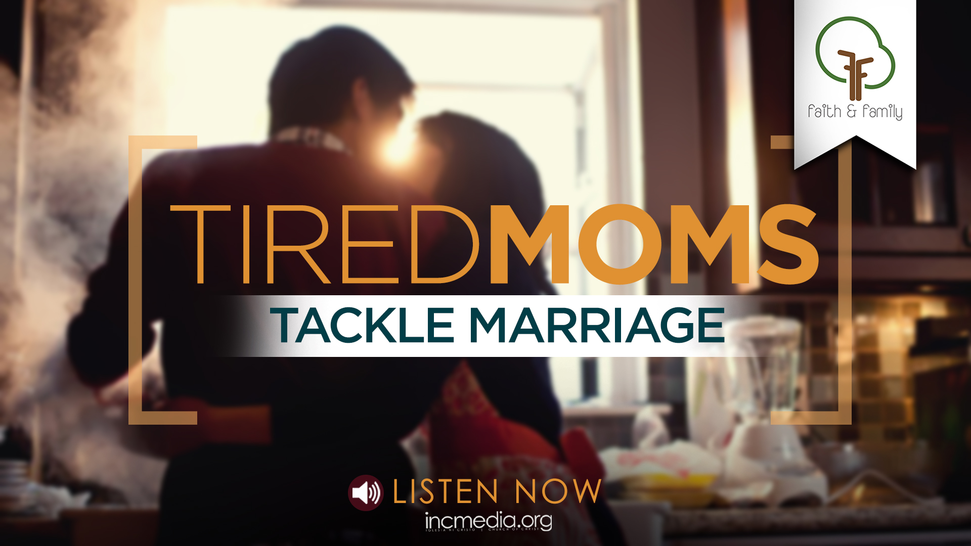 Tired Moms Tackle Marriage