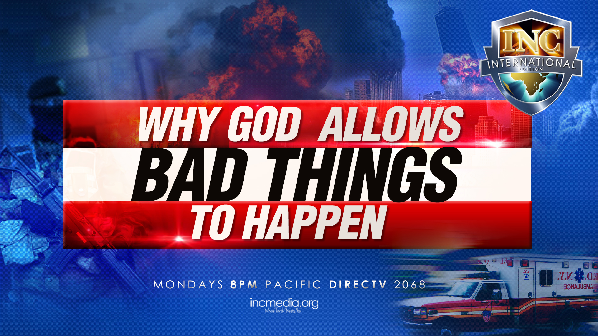 Why God Lets Bad Things Happen
