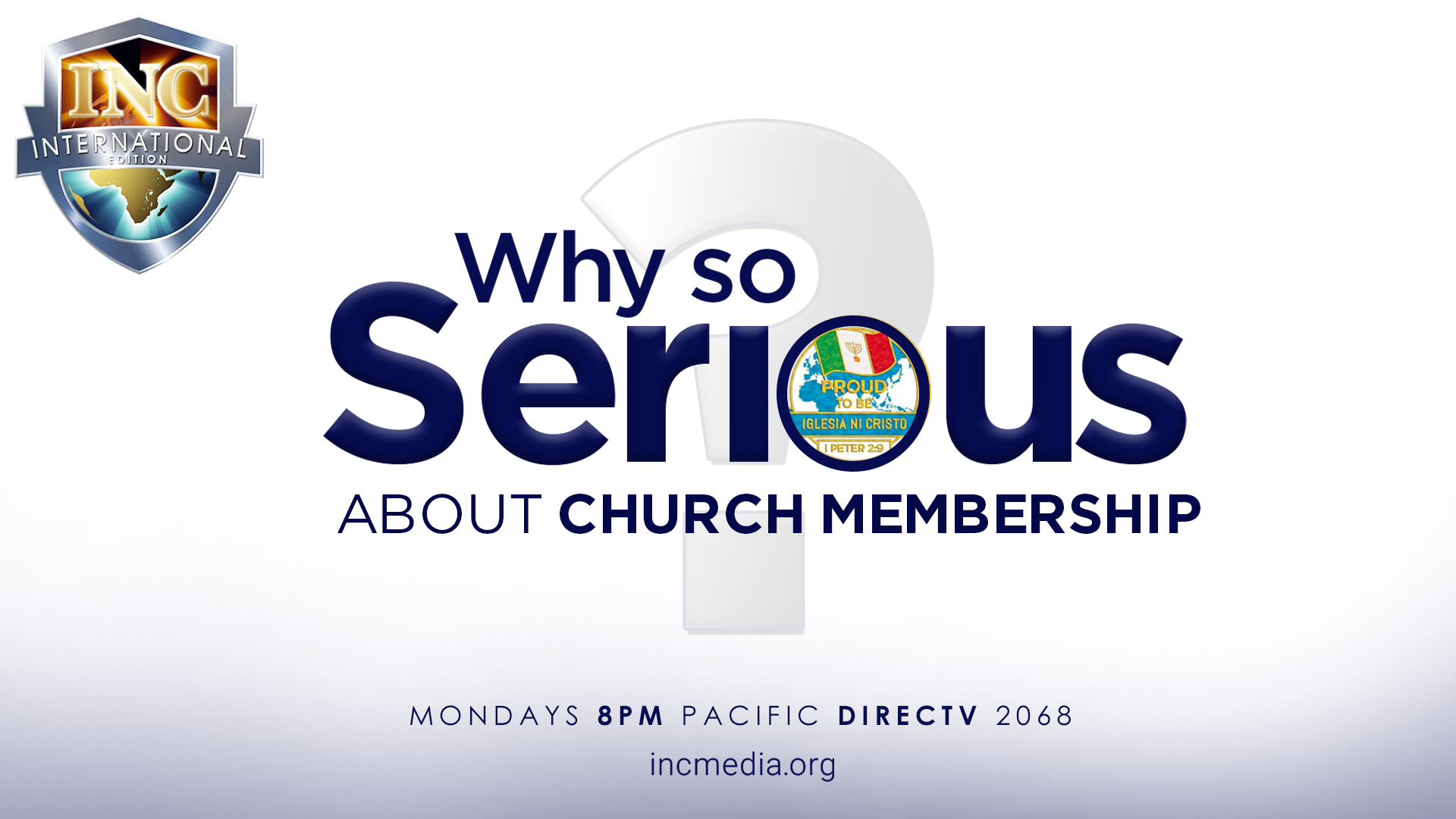 Why so Serious About Church Membership?