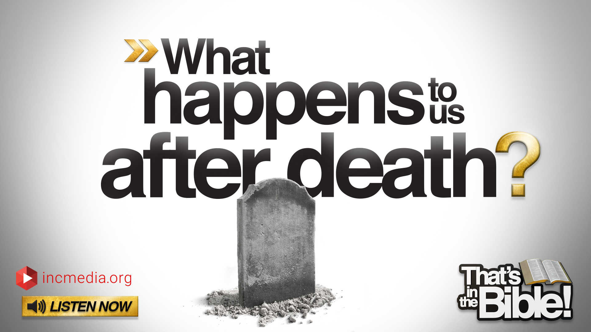 What Happens to Us After Death?