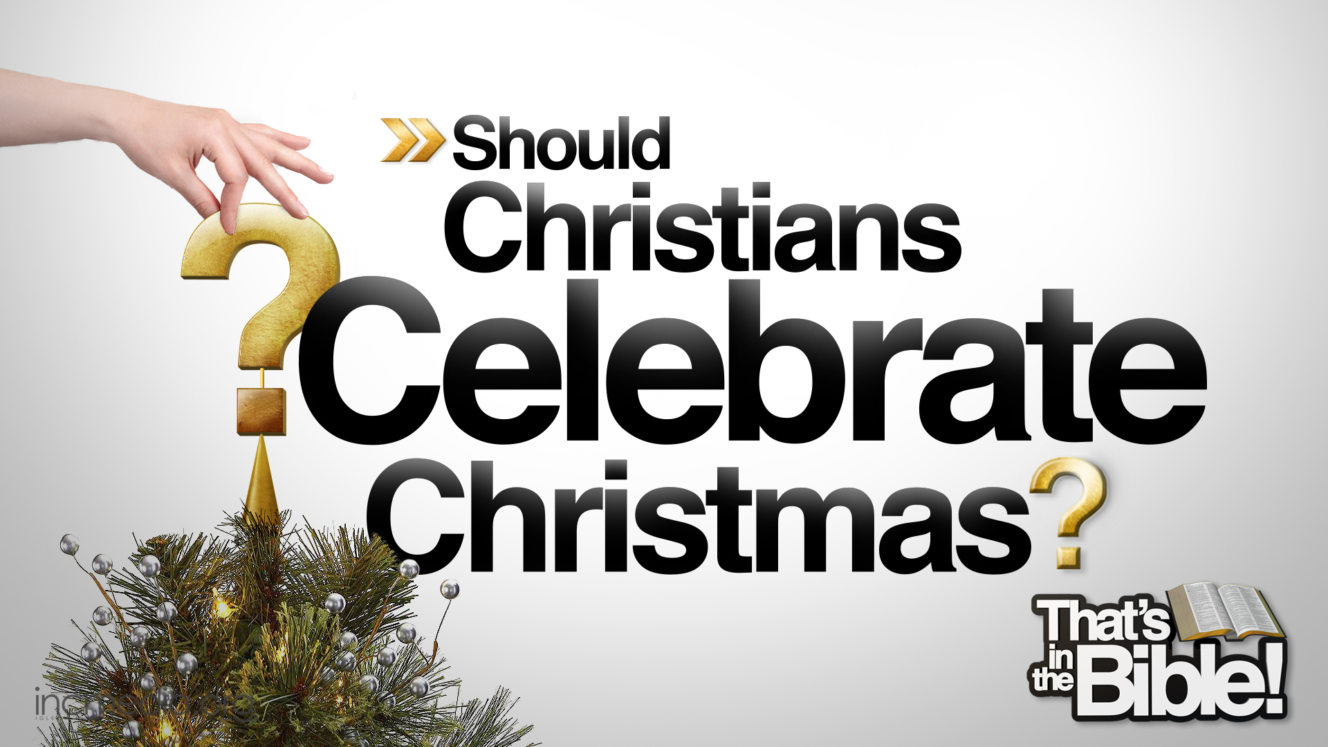 Is Christmas in the Bible?