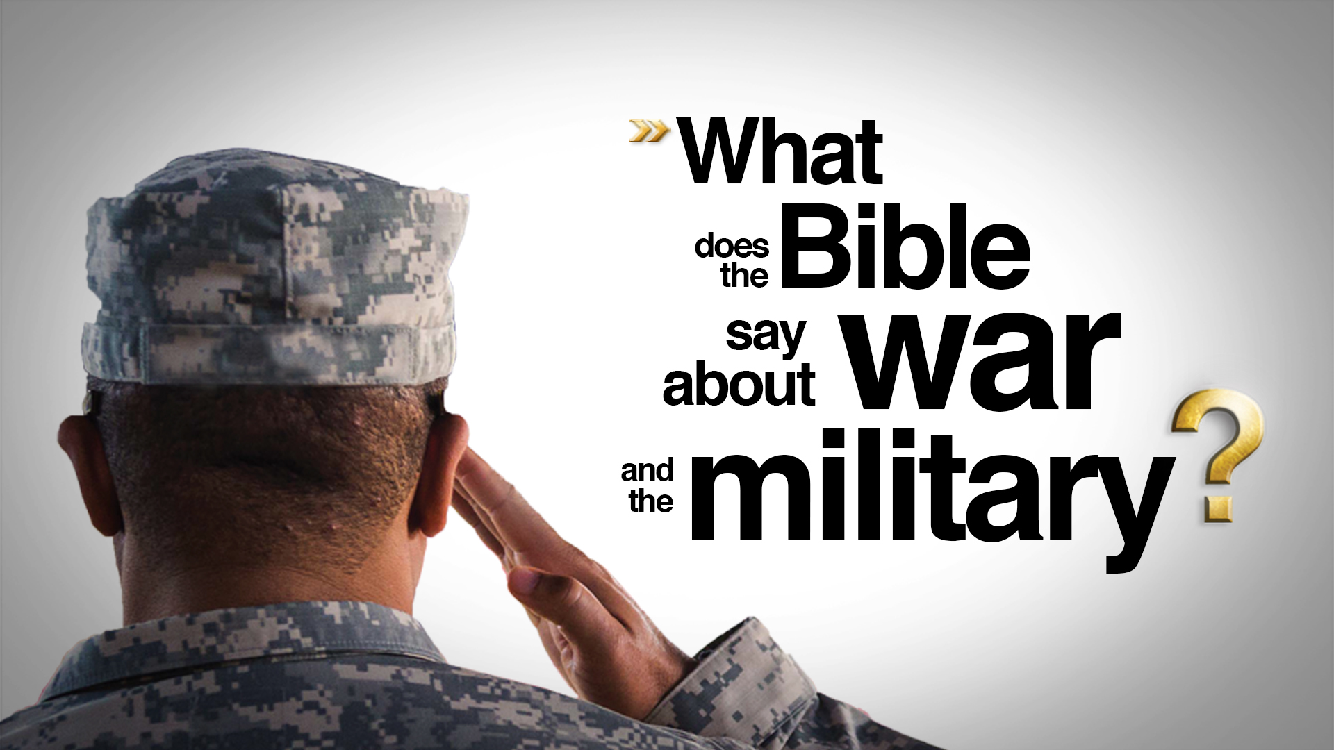 Military and War According to the Bible