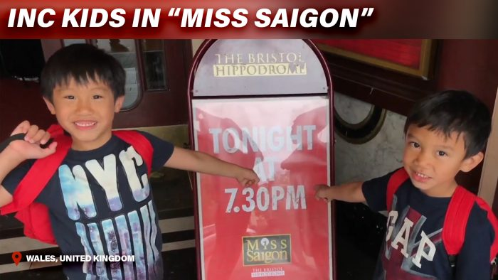 "INC NEWS WORLD: 2/1/19 – INC Kids in ""Miss Saigon"""