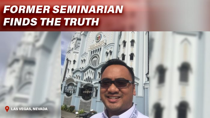 Former Catholic Seminarian Finds the Truth