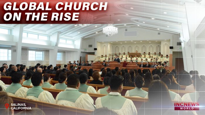 Global Church on the Rise
