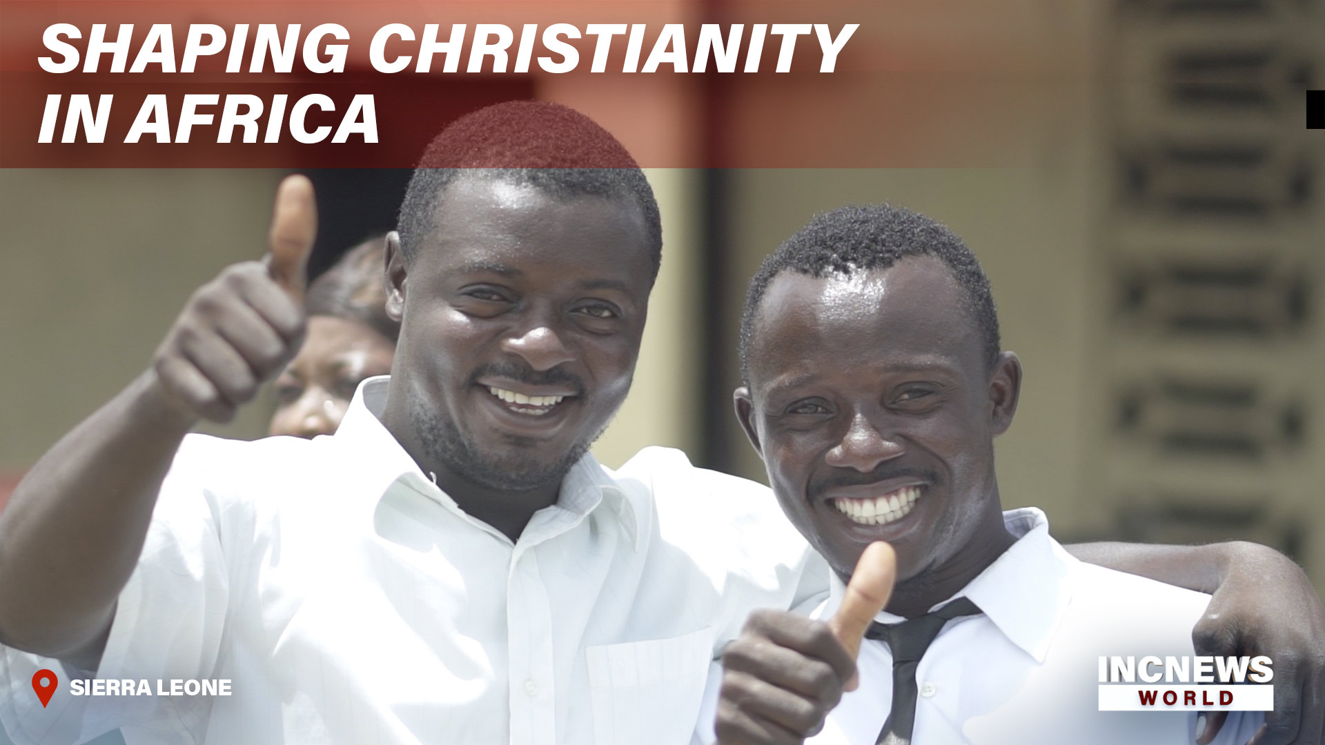 Shaping Christianity in Africa