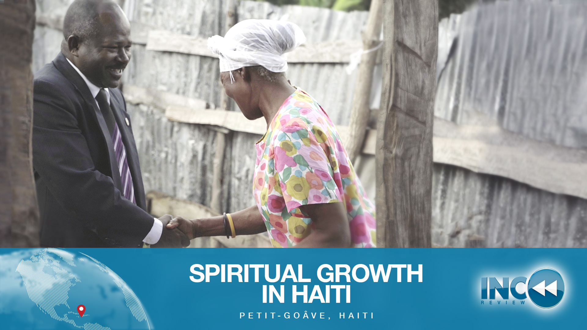 Spiritual Growth In Haiti