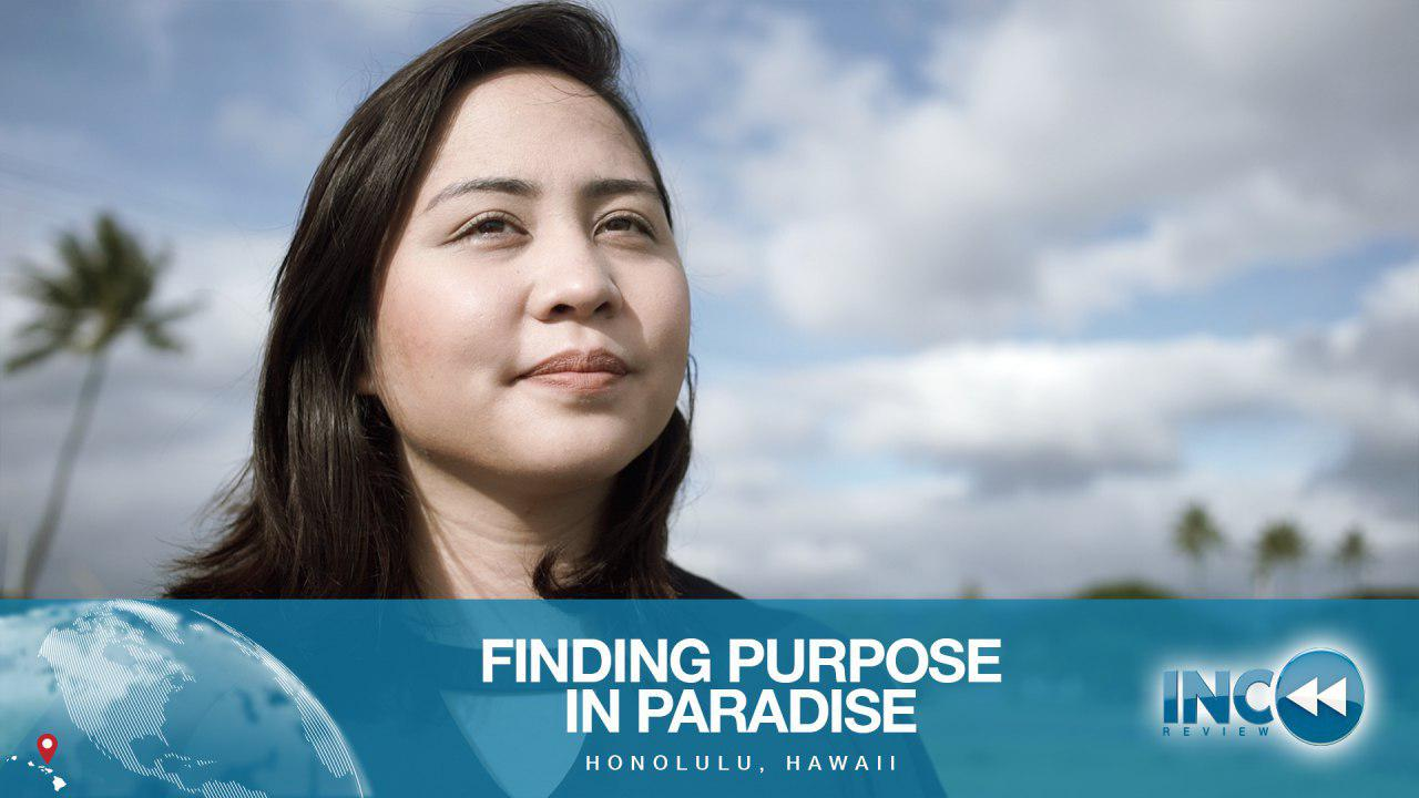 Finding Purpose In Paradise