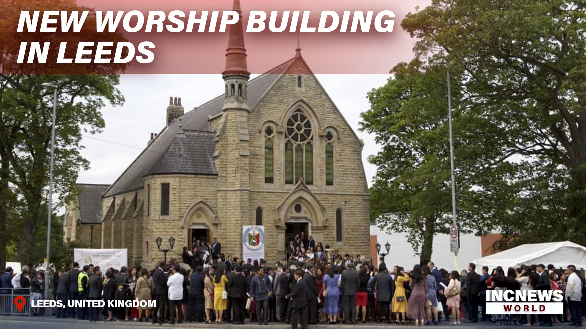 New Worship Building in Leeds